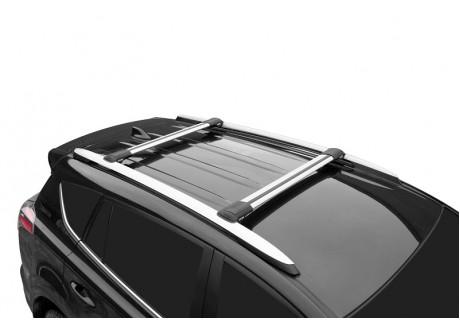 Багажная система LUX ХАНТЕР L43-R для автомобилей с рейлингами