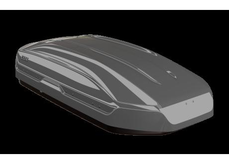 Бокс LUX TAVR 175 серый глянцевый 450L с двустор. откр. (1750х850х400)